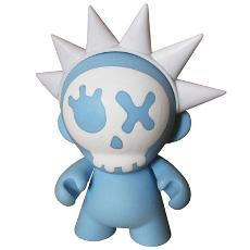 Blue Munny
